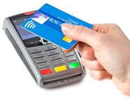 pay with card